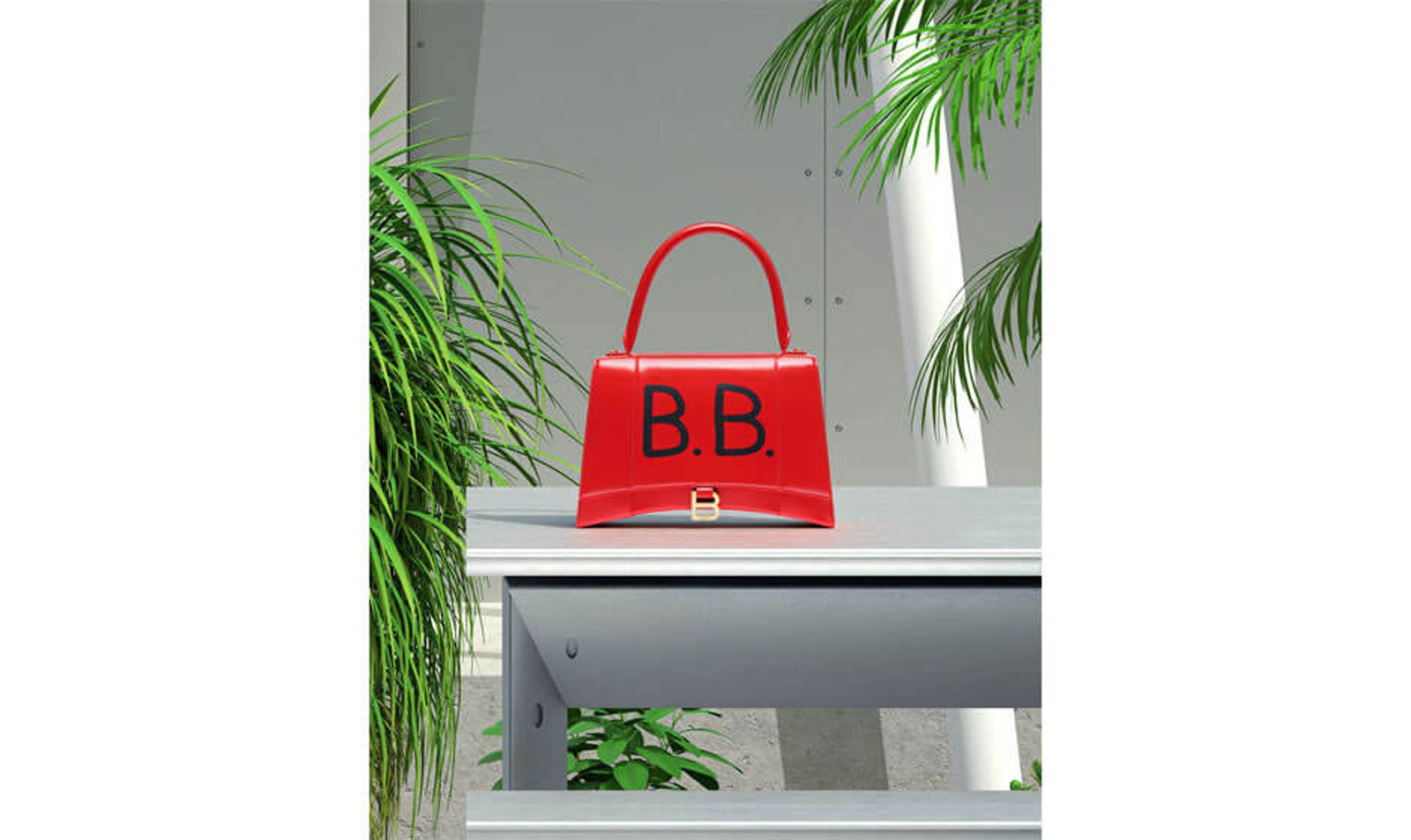 BALENCIAGA Ephemeral Handbag Shop Limited Open