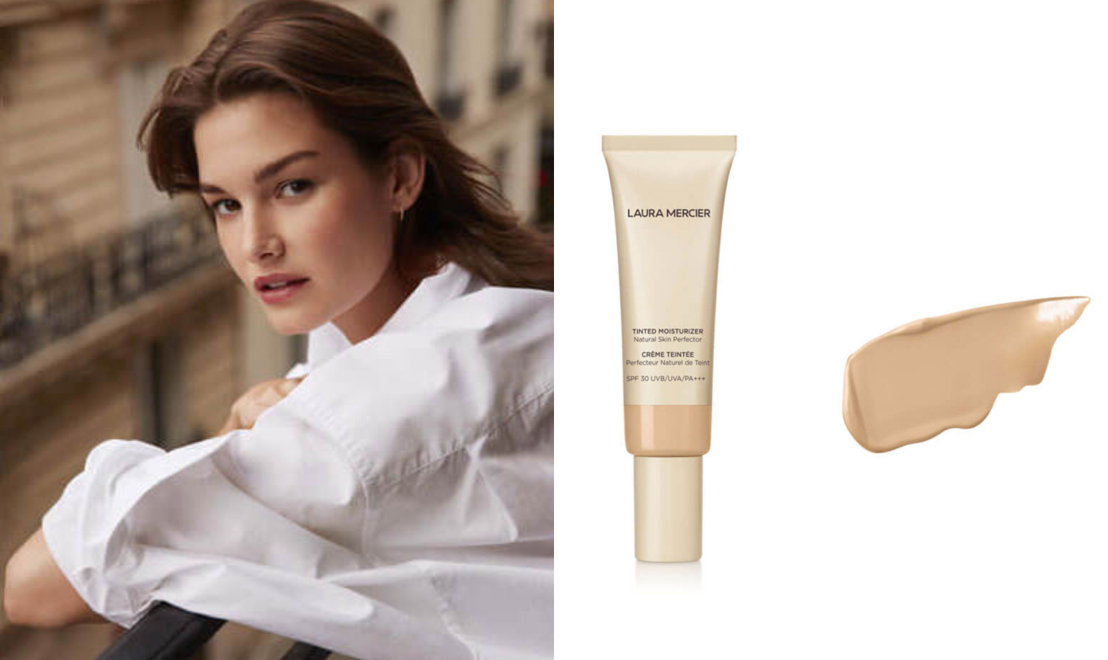 LAURA MERCIER Relaunches Tinted Moisturizer