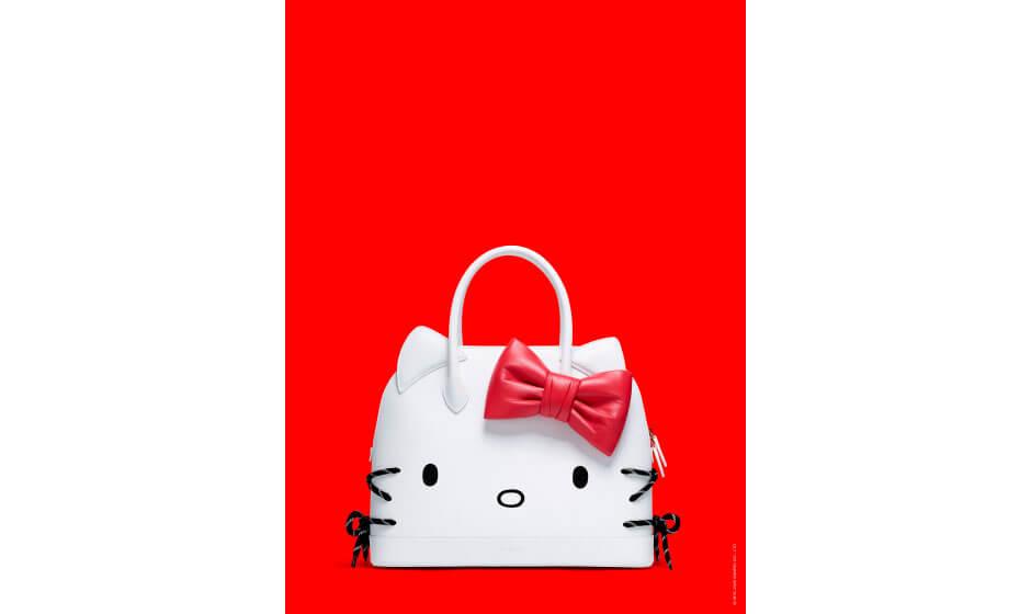 BALENCIAGA Hello Kitty Bags