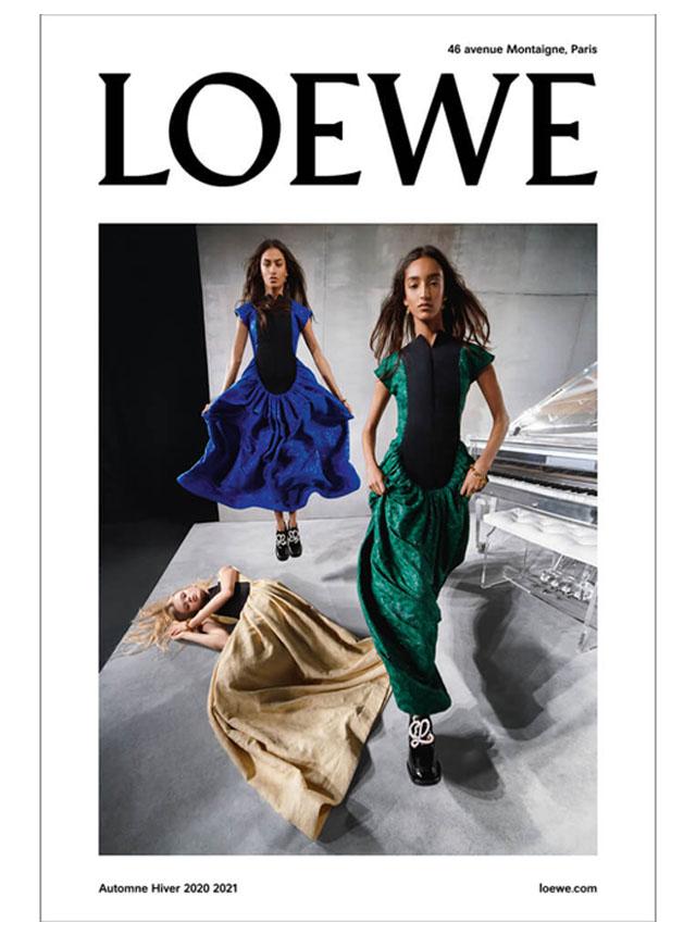 LOEWE 2020AW Campaign