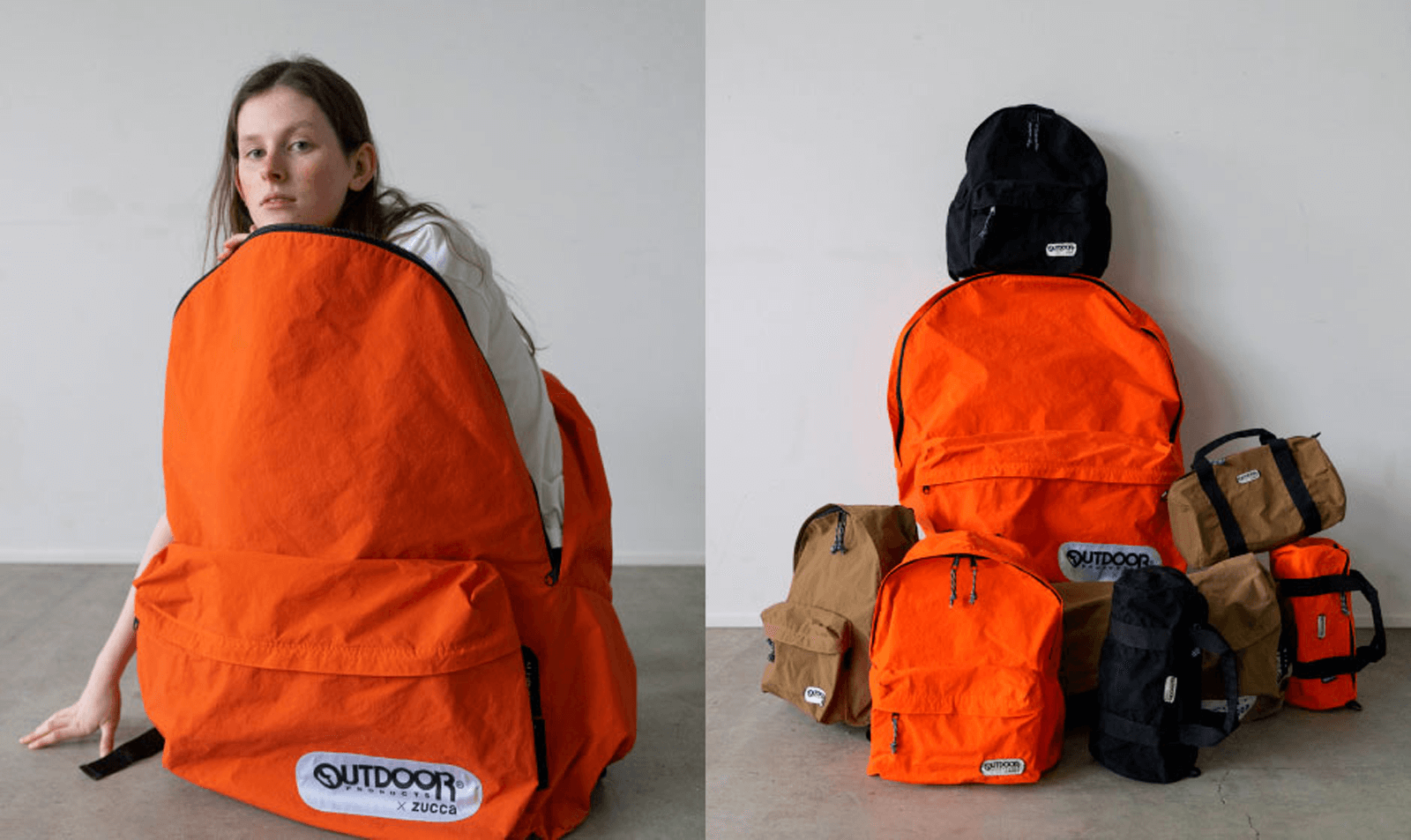OUTDOOR PRODUCTS × ZUCCA