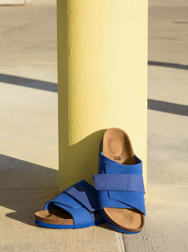 "BIRKENSTOCK New Shoes ""KYOTO"""
