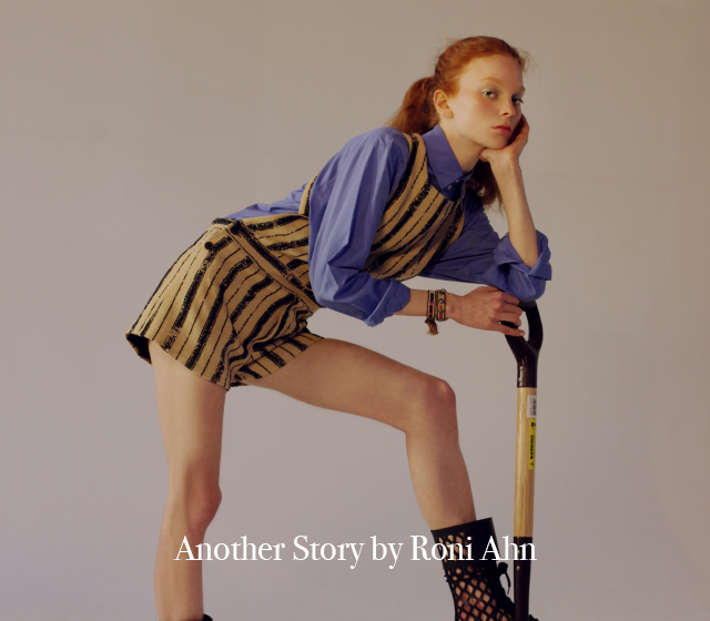 【SPECIAL】Another Story by Roni Ahn