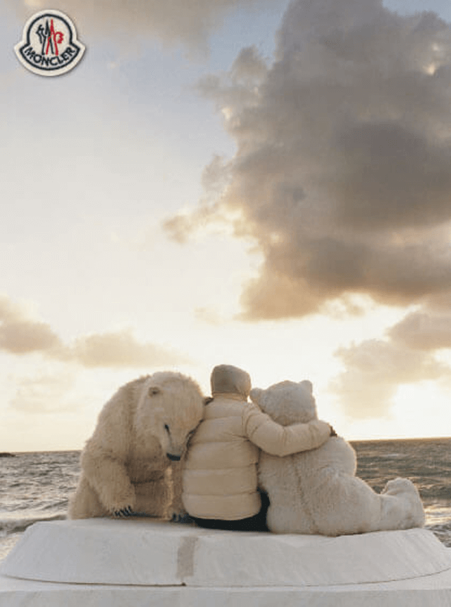 """""""#WarmlyMONCLER"""" Campaign"""