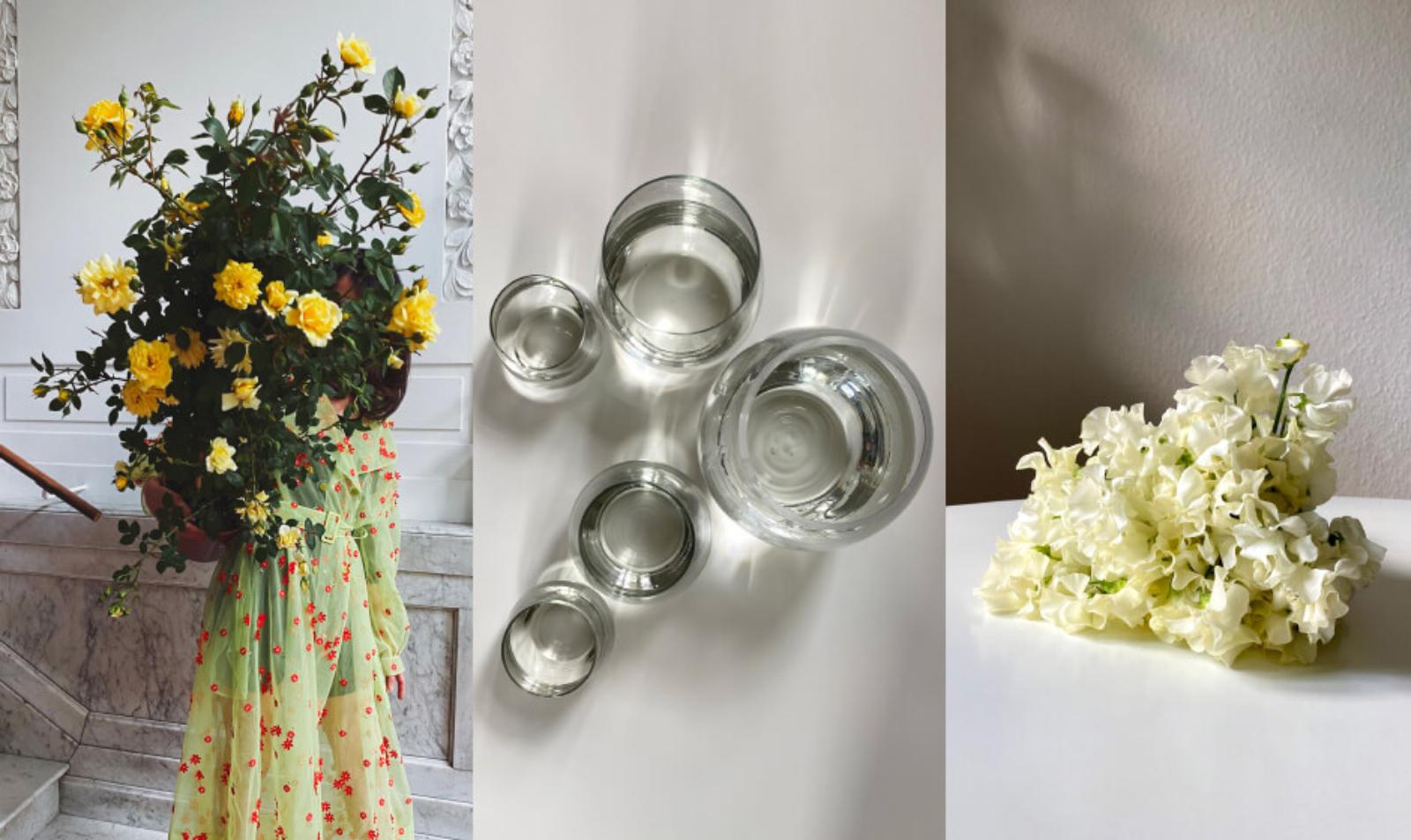 4 MONCLER SIMONE ROCHA Live Floral Workshop
