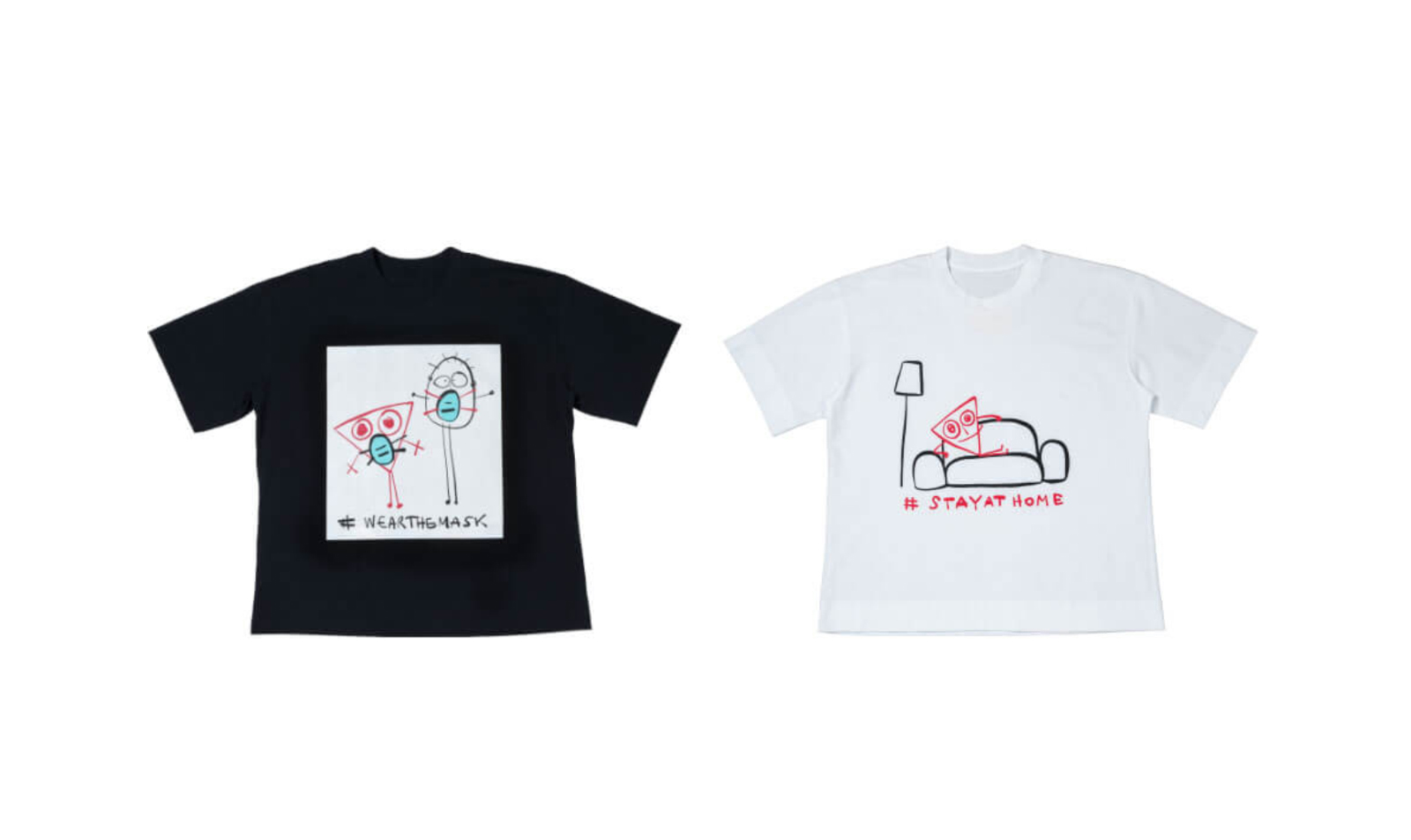 PLAN C Charity Capsule Collection