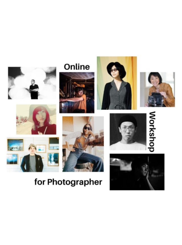 Tokyo Institute of Photography Online Lecture