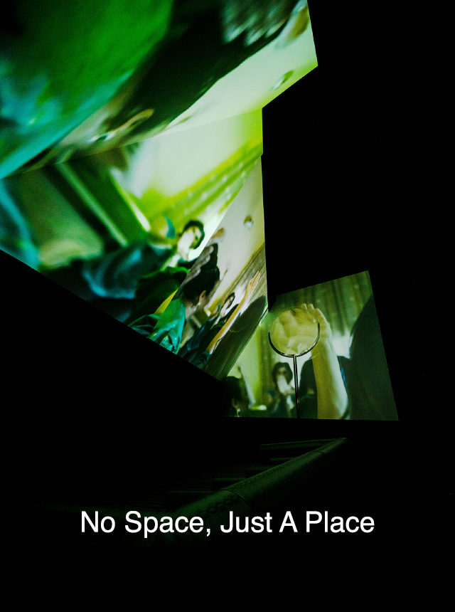 No Space, Just A Place