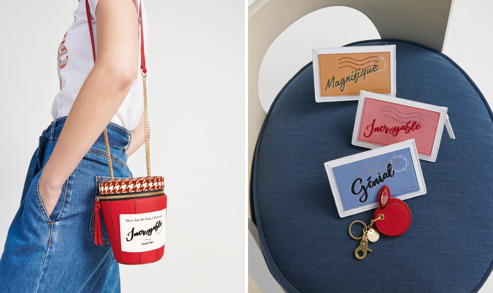 SEE BY CHLOÉ Capsule Collection