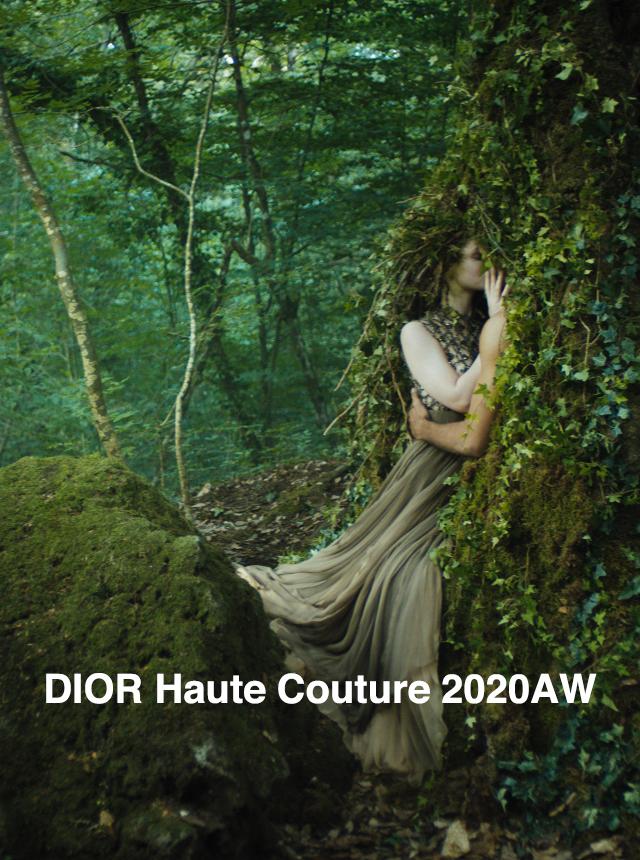 DIOR Haute Couture 2020AW