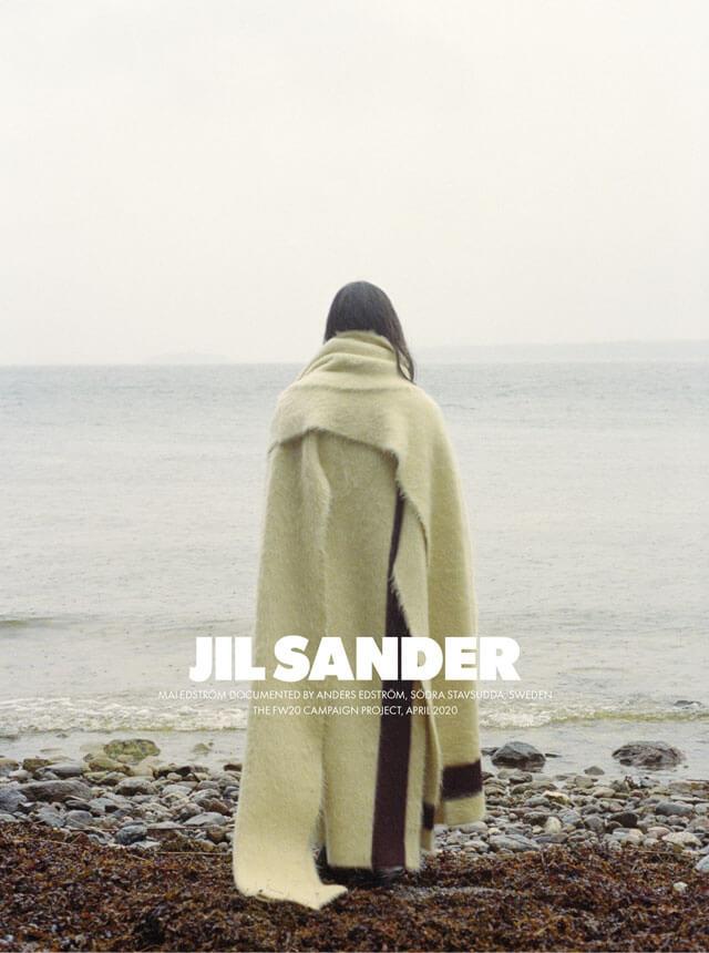 JIL SANDER 2020AW