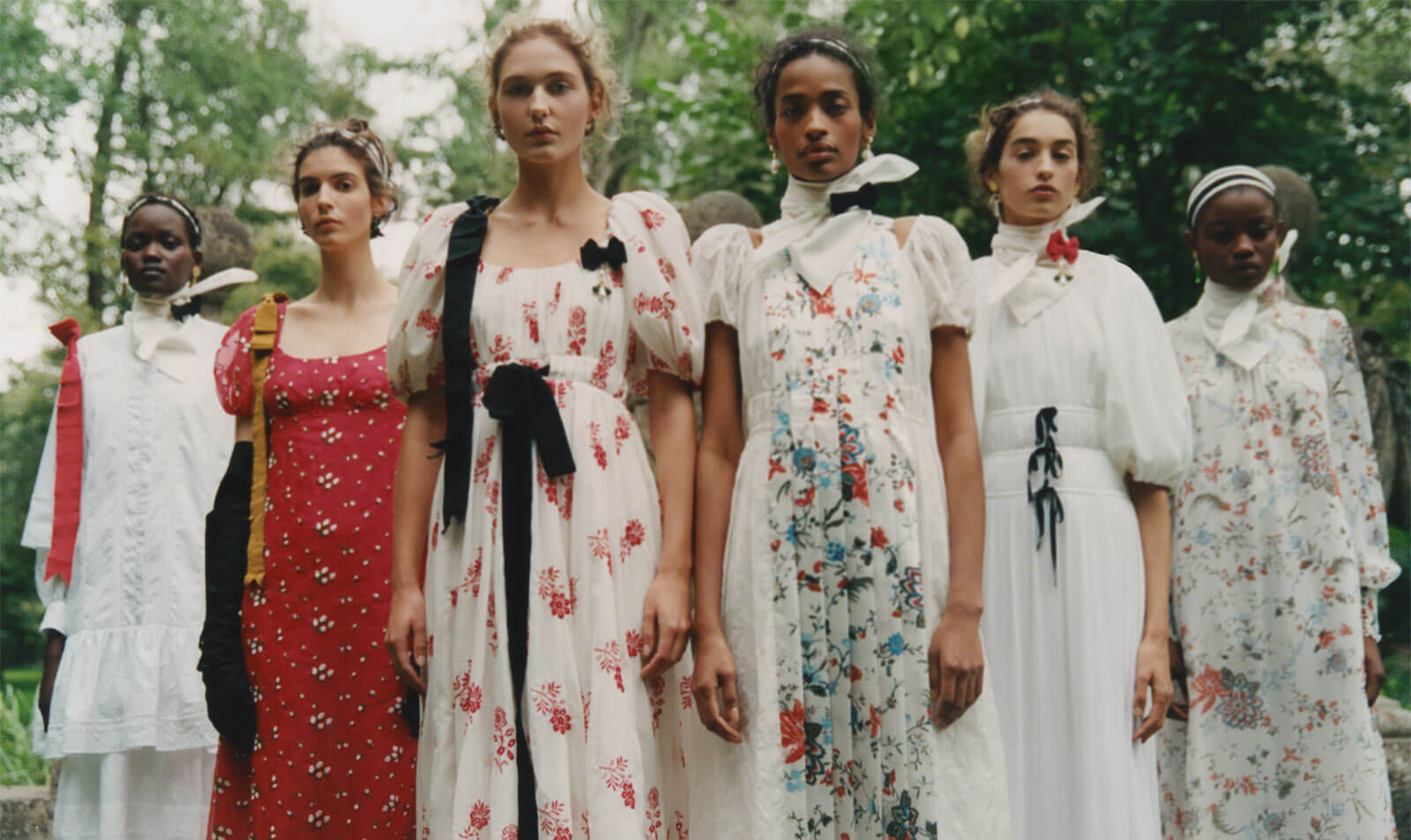 【CAMPAIGN】ERDEM 2021SS