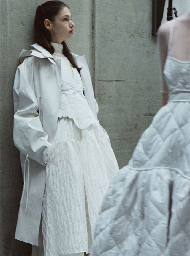 MACKINTOSH × CECILIE BAHNSEN