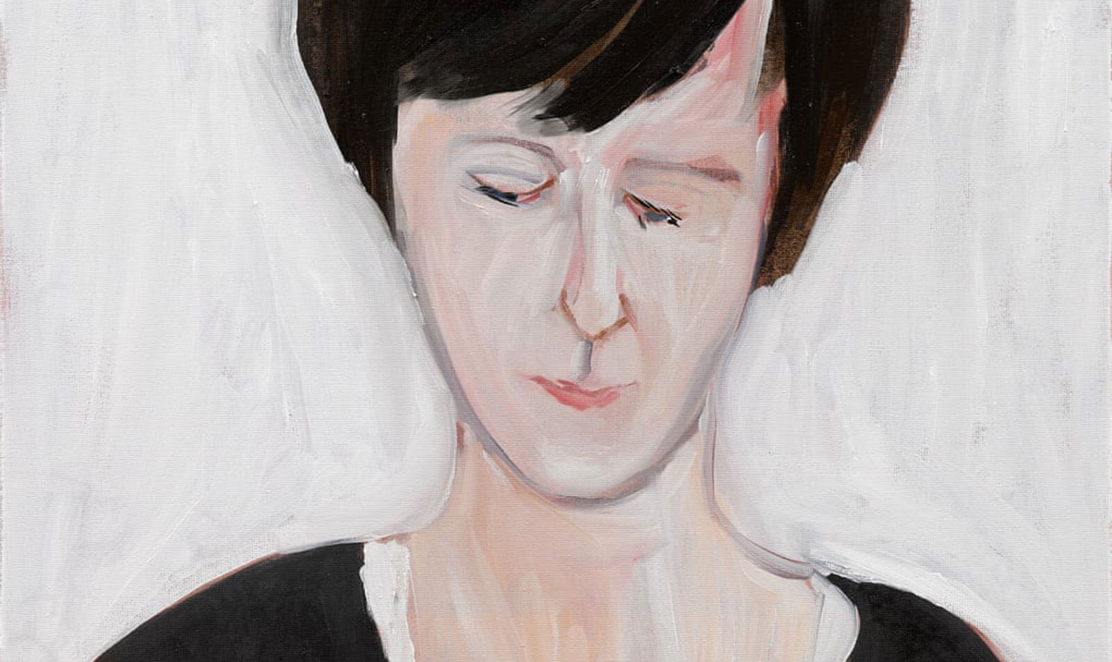 Online Reading|Chantal Joffe