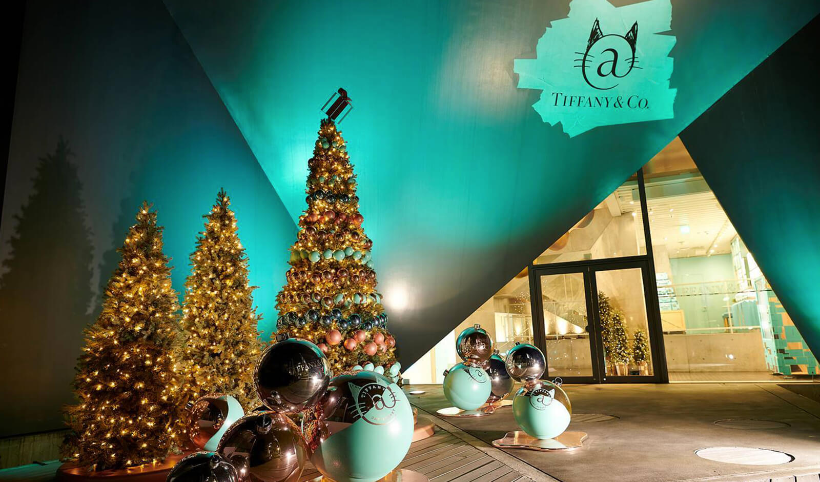 TIFFANY & CO. Holiday Favorites