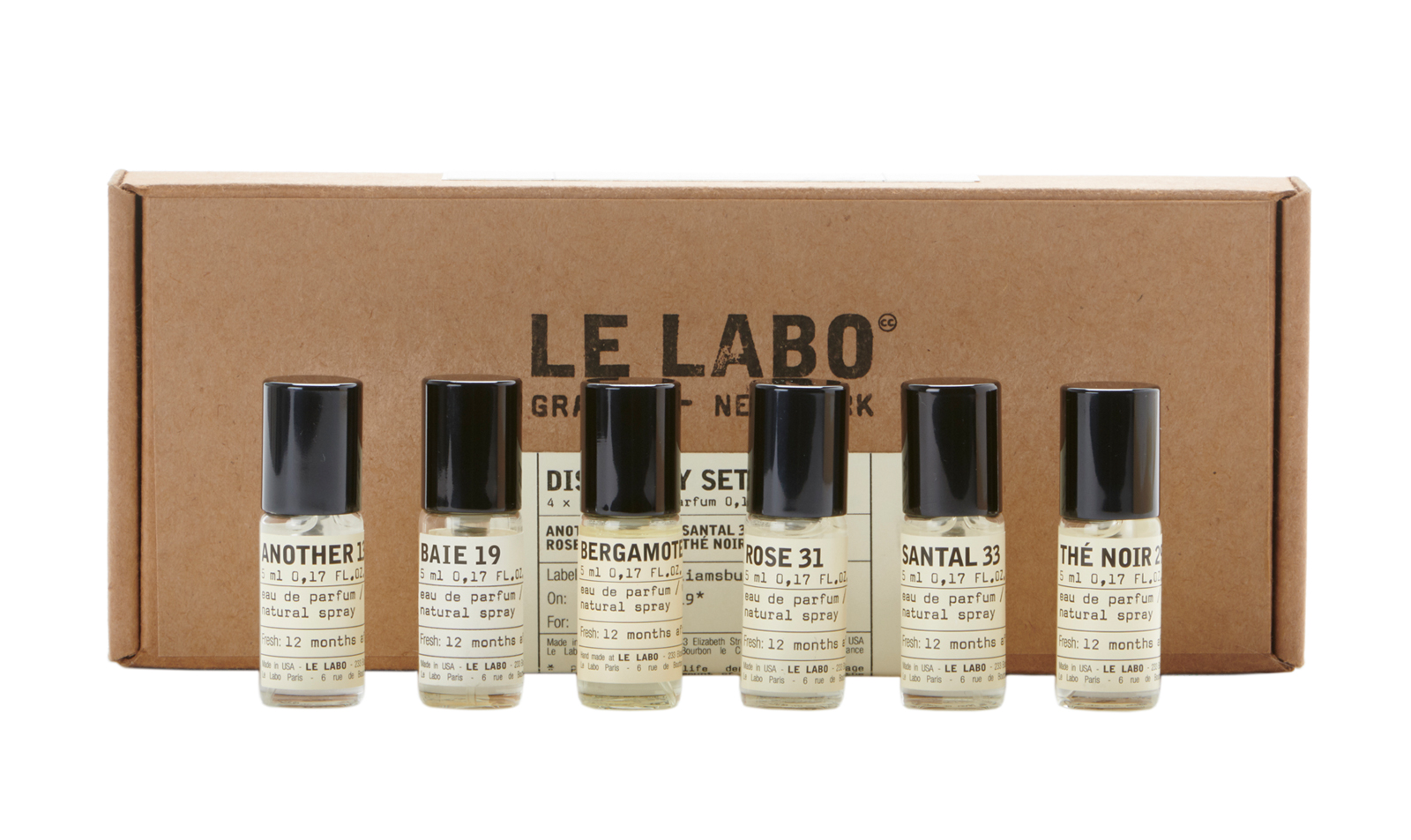 LE LABO Holiday Collection