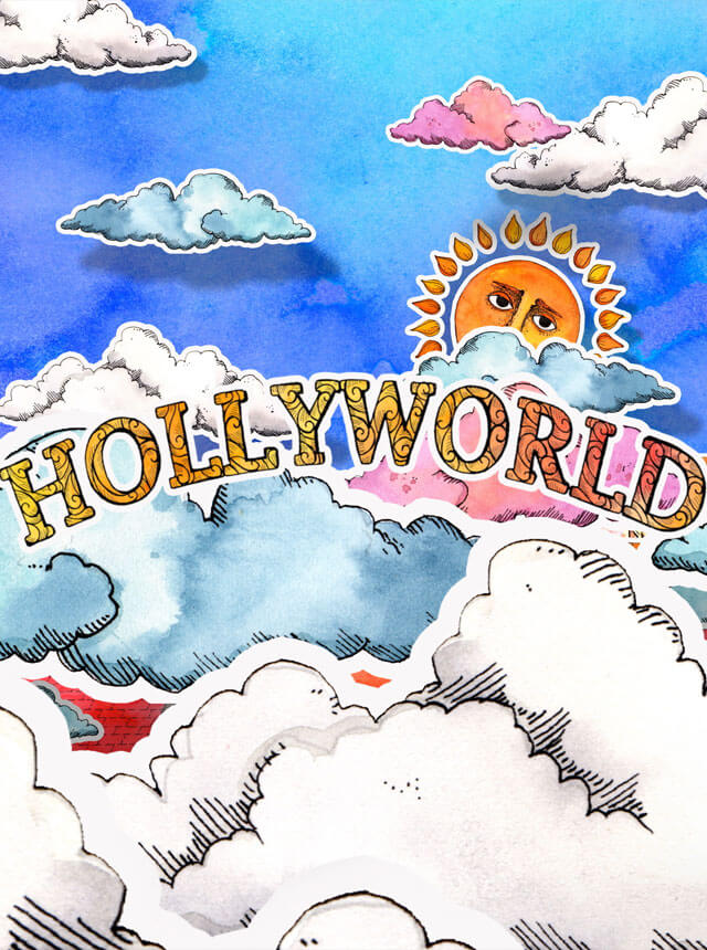 "TOD'S ""HOLLYWORLD"""