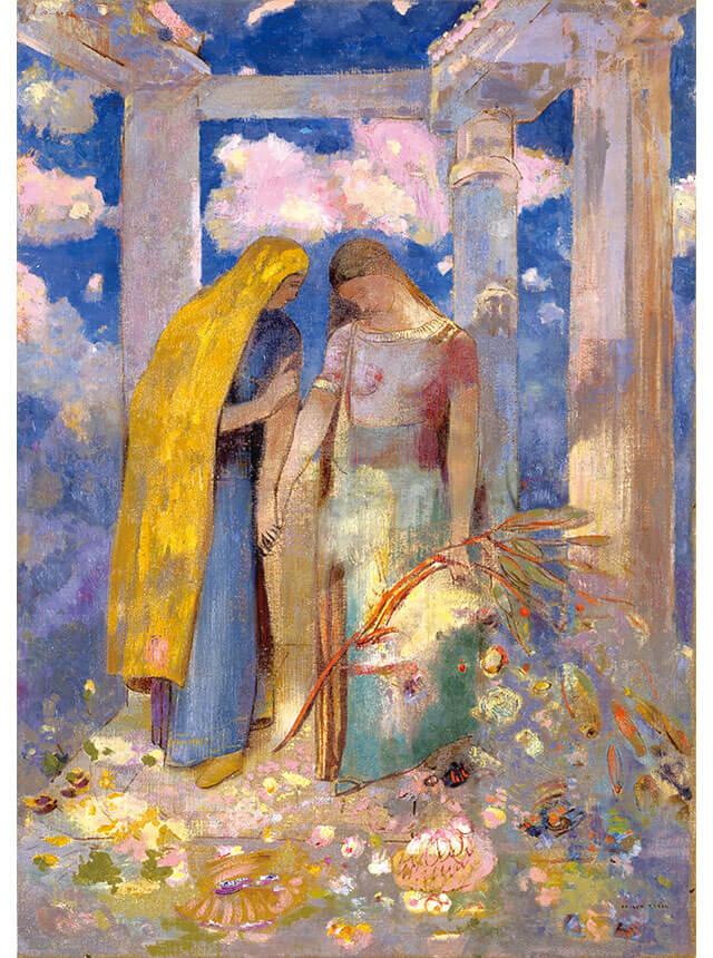 1894 Visions Odilon Redon and Henri de Toulouse-Lautrec