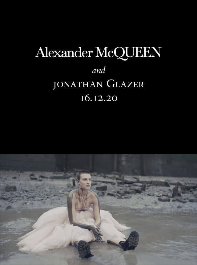 ALEXANDER MCQUEEN 2021SS