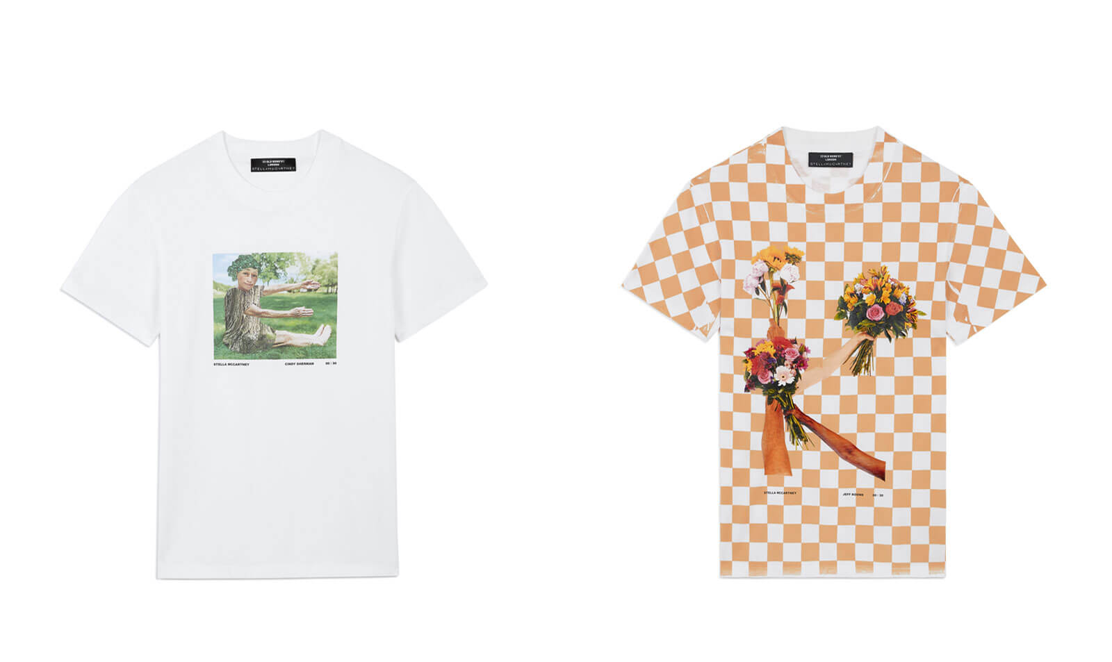 "STELLA MCCARTNEY ""A to Z Tees"""