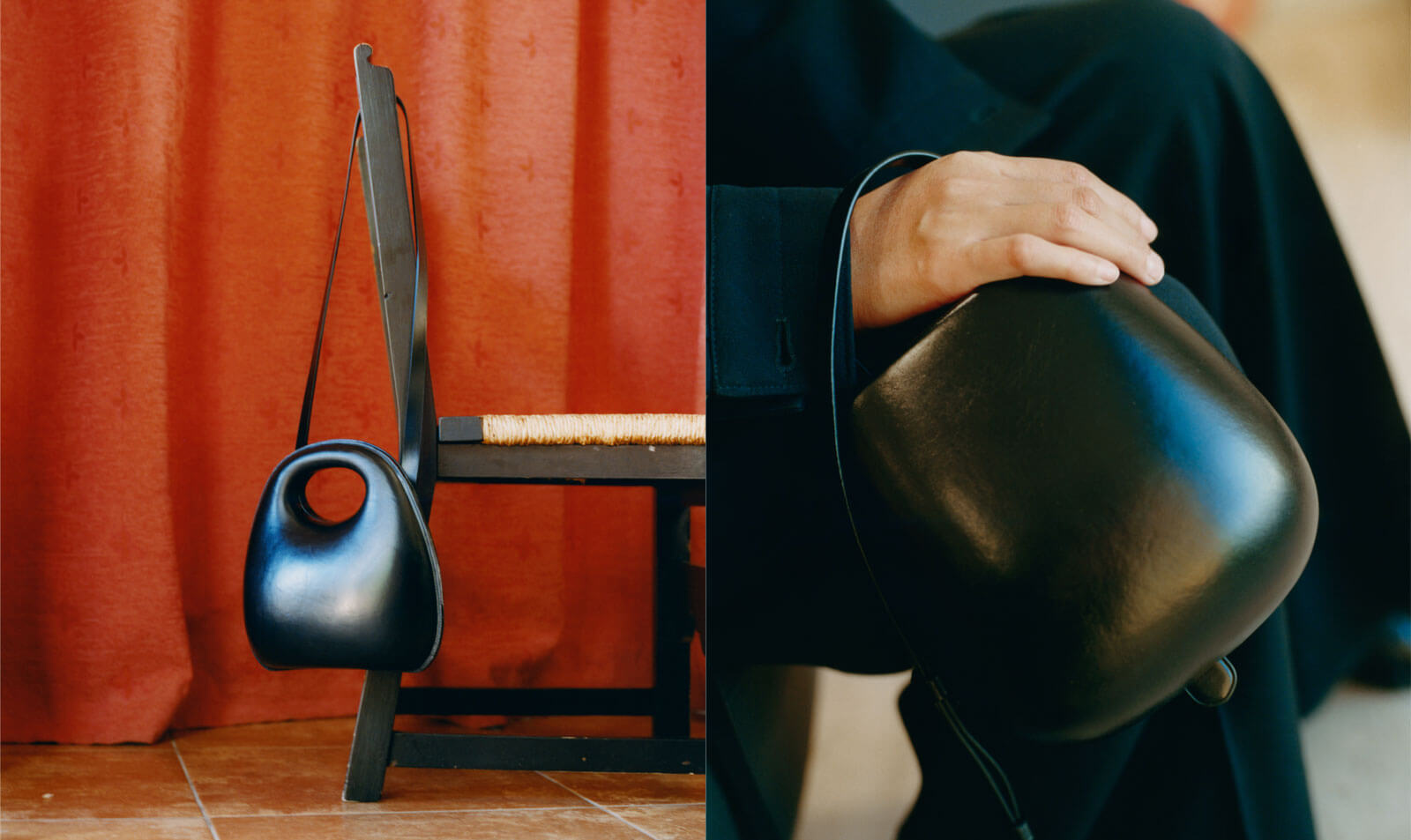 "LEMAIRE ""The Molded Leather Accessories"""