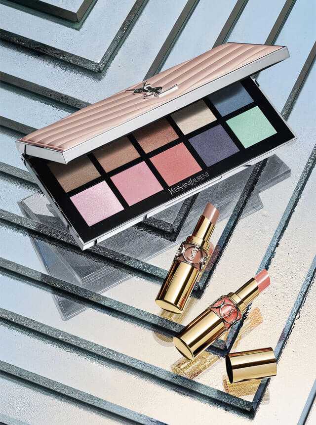 YVES SAINT LAURENT BEAUTÉ Spring LOOK 2021