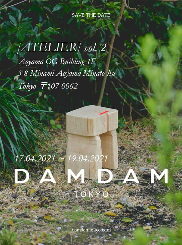 DAMDAM [ATELIER]