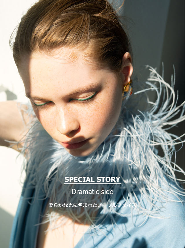 【SPECIAL】Dramatic side