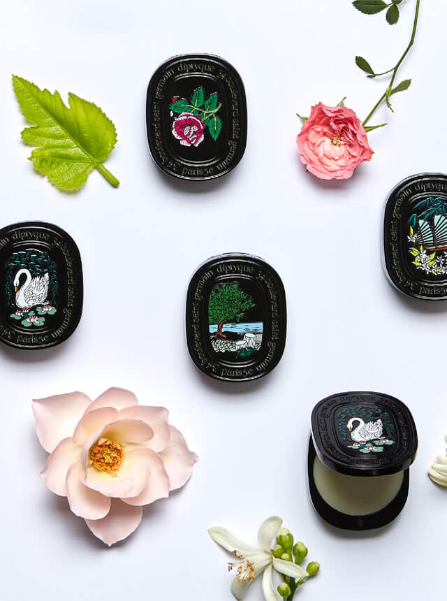 DIPTYQUE New Solid Perfume