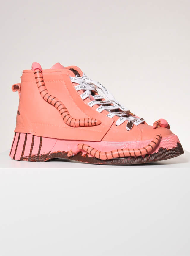 JW ANDERSON Sneaker Art Project