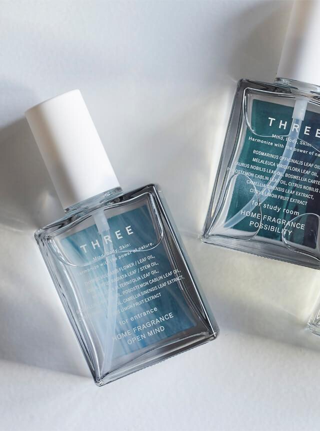 THREE Home Fragrance