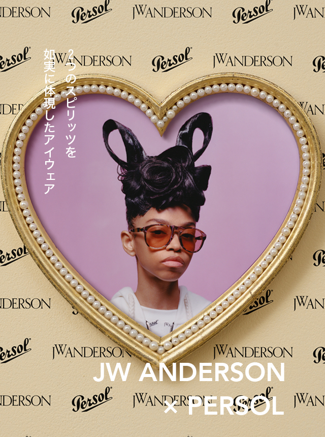JW ANDERSON × PERSOL