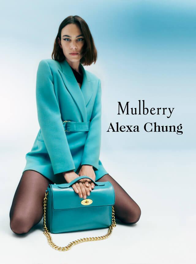 MULBERRY × Alexa Chung