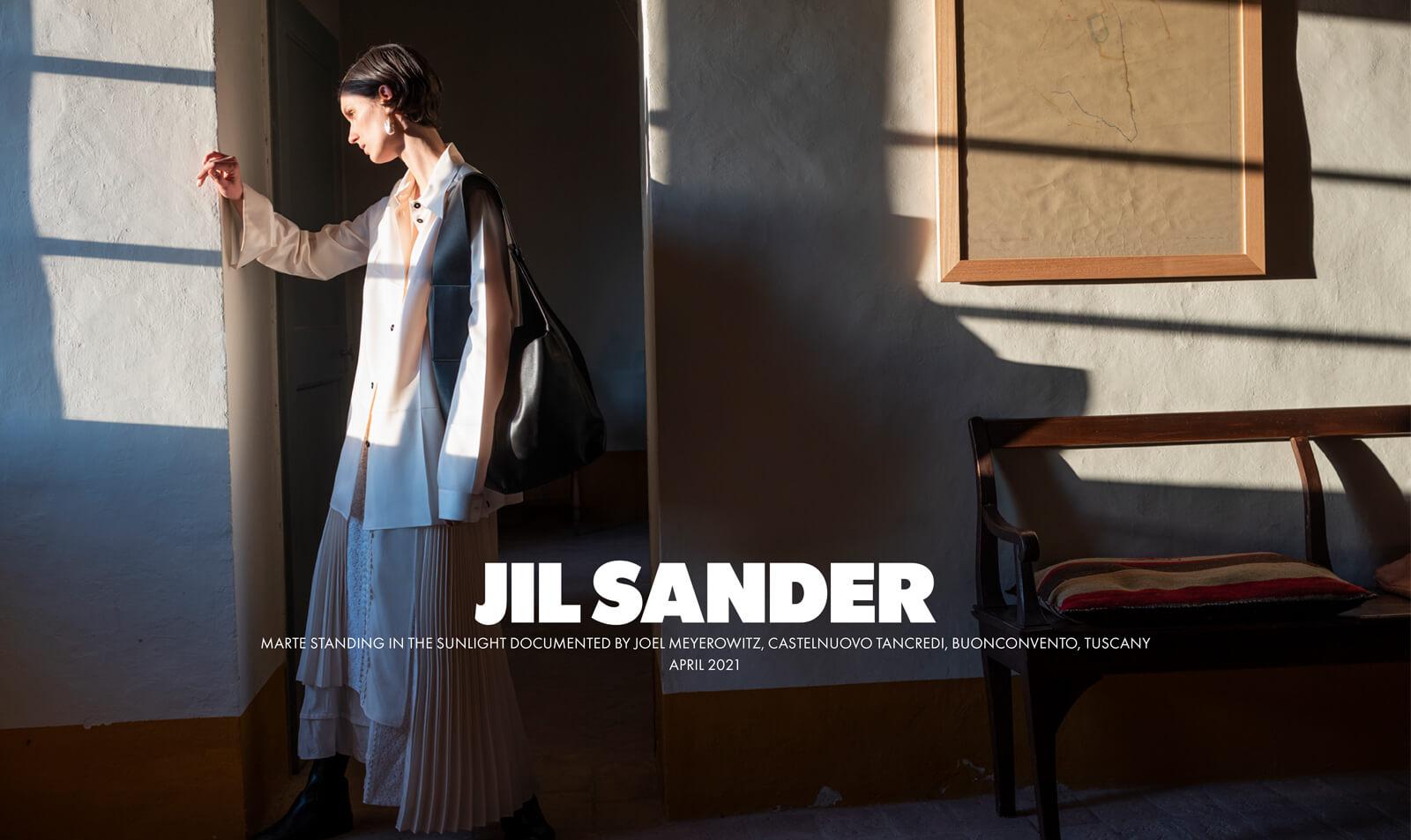 JIL SANDER 2021AW