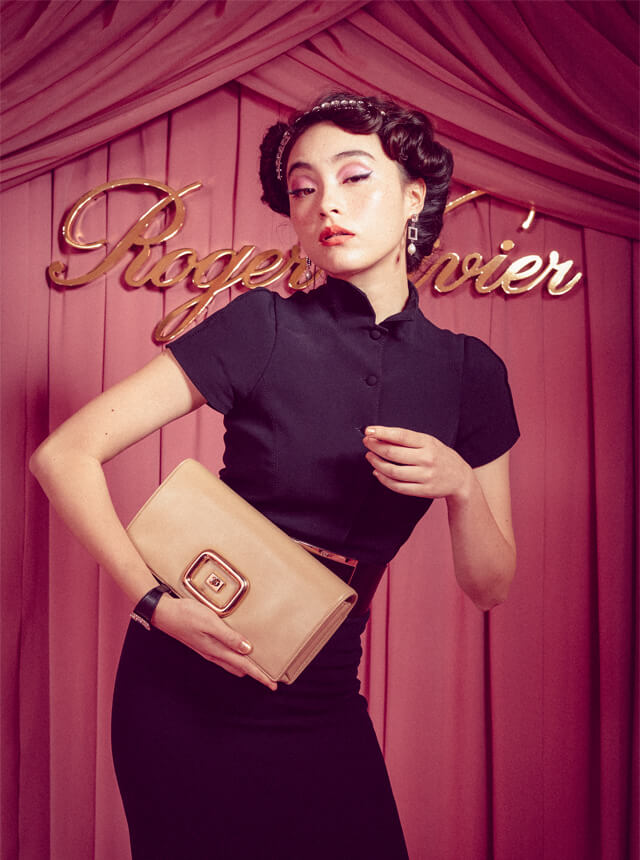 ROGER VIVIER 2021AW Campaign