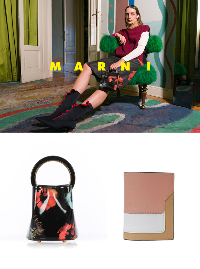 MARNI 2021AW Pop-Up Store